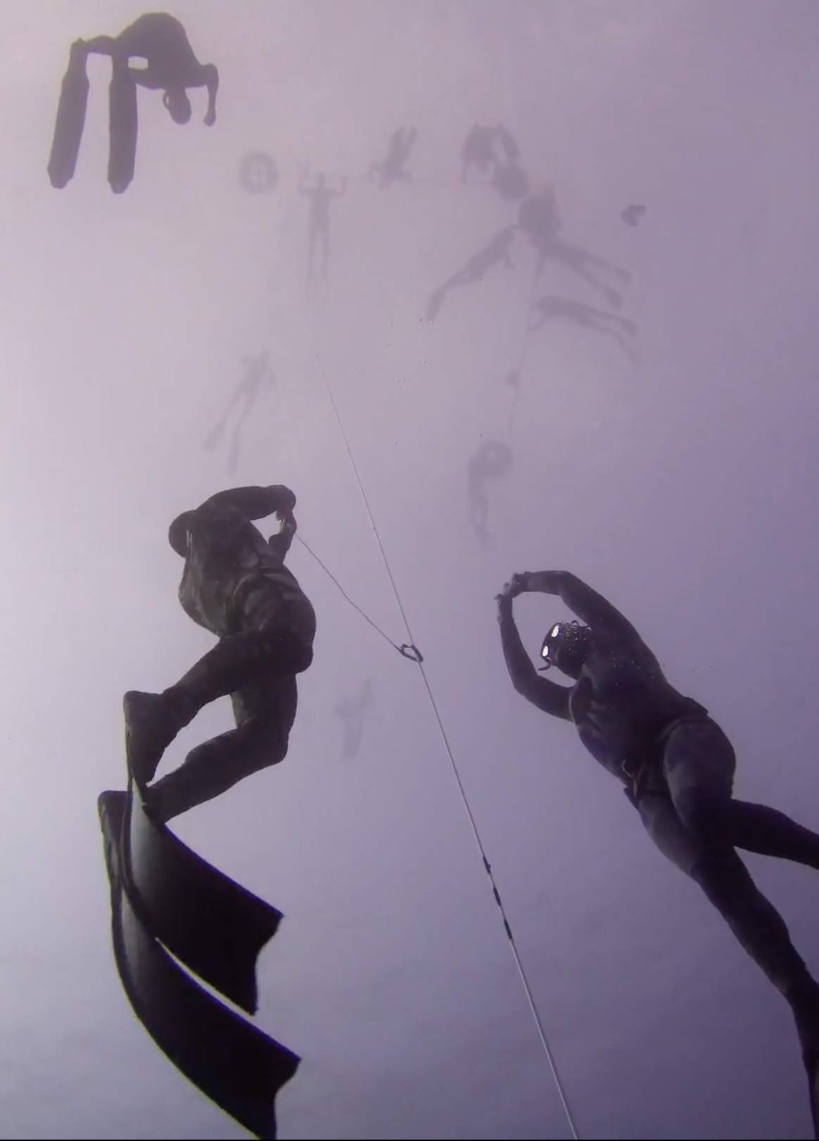 A brief history of physics of Freediving